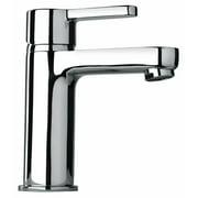 Fortis 9221100 Polished Chrome Brera Single Hole Bathroom Faucet