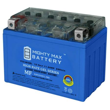 12V 11.2Ah GEL Battery for Yamaha 950 XVS95CC Copycat