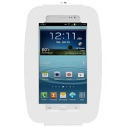 Compulocks Galaxy Secure Space Enclosure Wall Mount White - Wall mount for tablet - aluminum - white - for Samsung Galaxy Tab 3 (7 in), Tab 4 (7 in)