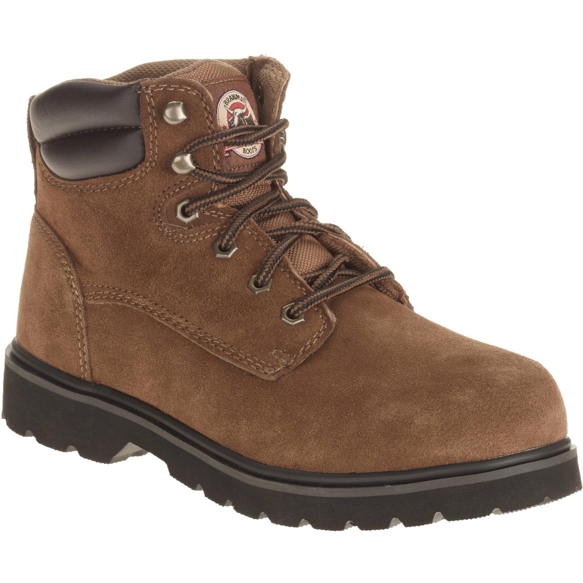 """Brahma Unisex Owden 6"""" Work Boot"""