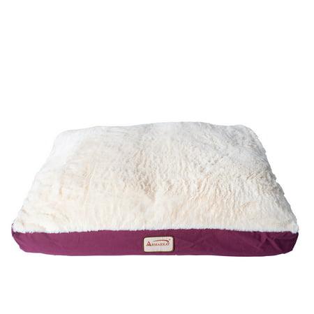 Armarkat Pet Mattress Pad Washable Off White