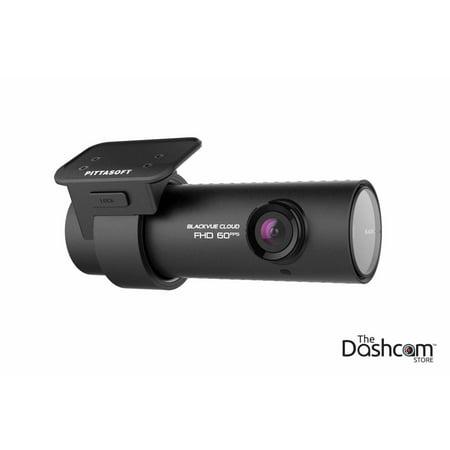BlackVue DR750S-1CH Single-Lens 1080p/60fps GPS WiFi Dashcam w/ 16 GB Memory Card