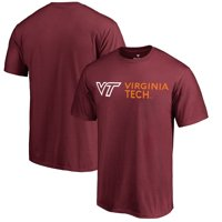 Virginia Tech Hokies Fanatics Branded Logo T-Shirt - Maroon