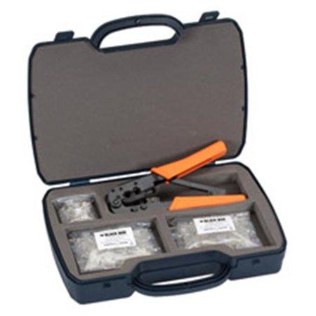 Black Box Network Services FTM600-R2 Deluxe RJ-11 Modular Plug (Modular Plug Kit)