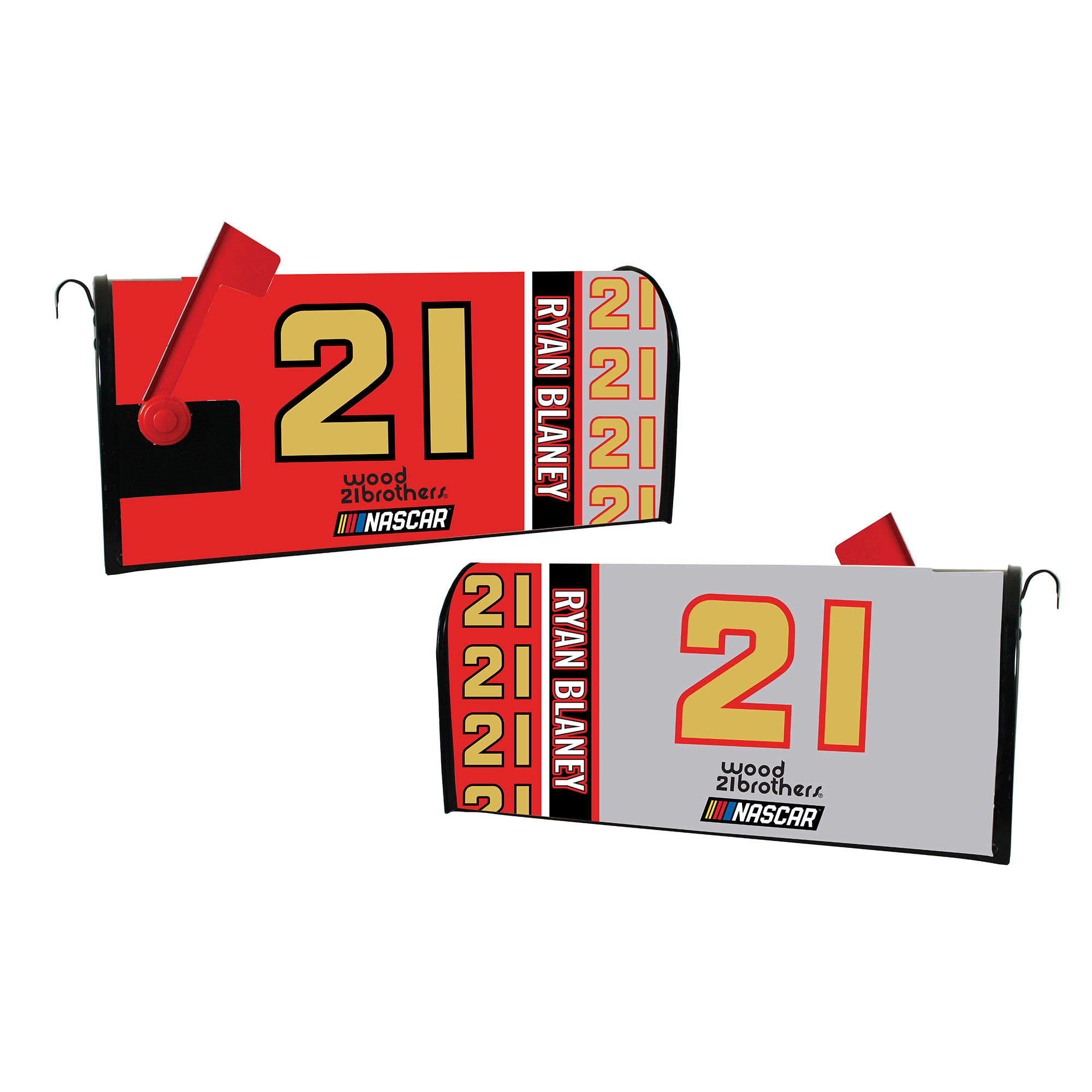 Ryan Blaney Mailbox Cover - No Size