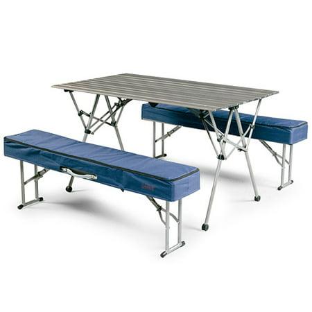 Coleman Packaway Table Set For 4 - Walmart.com