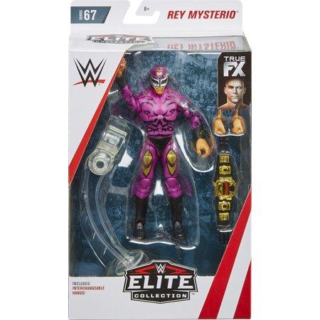 Rey Mysterio - WWE Elite 67 - Rey Mysterio