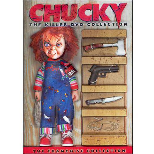 Chucky - The Killer DVD Collection