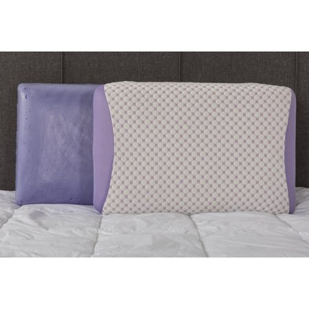 Primo International Relax Lavender Scented Memory Foam Pillow