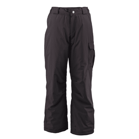 Snowmobile Snow Pants - White Sierra Girl's Cruiser Insulated Snow Pant - Skiwear