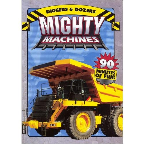 Mighty Machines: Diggers & Dozers