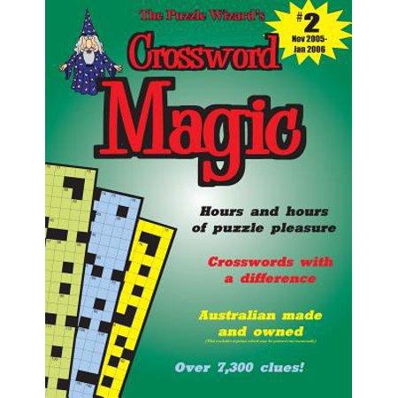 Crossword Magic No  2