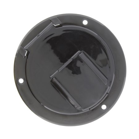Dumble Round Electric Cable Hatch For 50 Amp Camper And