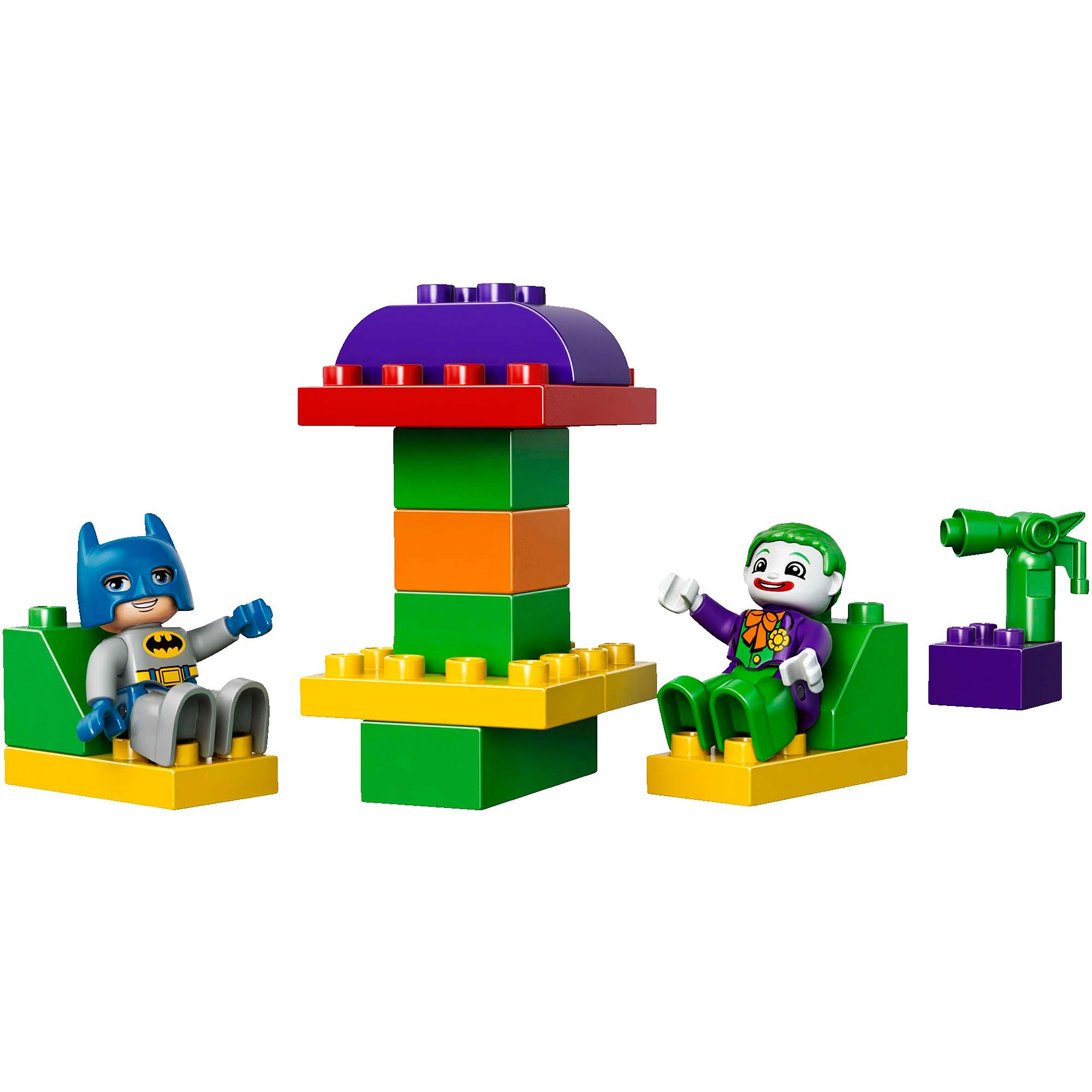 LEGO DUPLO Super Heroes The Joker Challenge