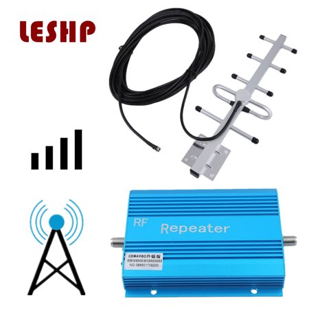 GSM980 900MHz Mobile Phone 5 Unit Signal Repeater Booster Amplifier And Aerial