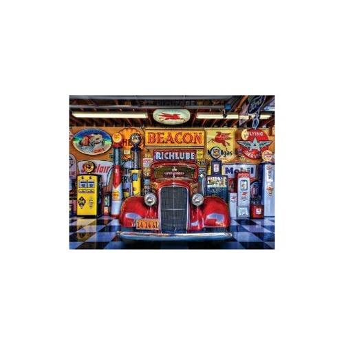 Masterpieces Puzzle Co At Your Service Jigsaw Puzzle
