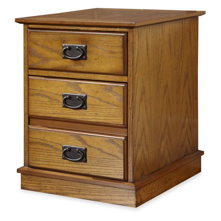 Home Styles Modern Craftsman Mobile File Cabinet ()