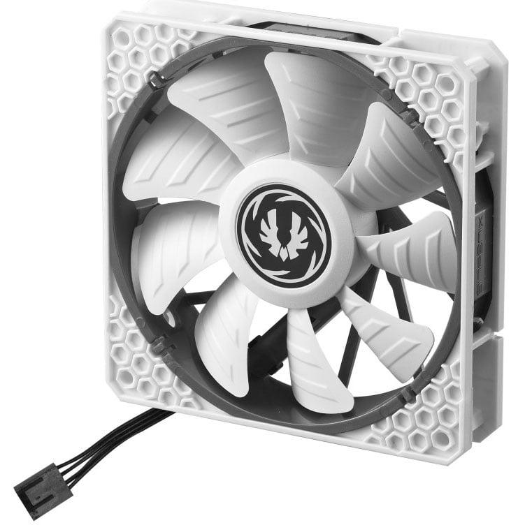BitFenix Spectre Pro PWM 120mm Chassis Case Fan (White) BFF-SPRO-P12025WW-RP