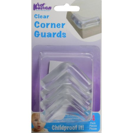 0637 Guard ((2 Pack) Kidkusion Corner Guard Covers Sharp Corners)