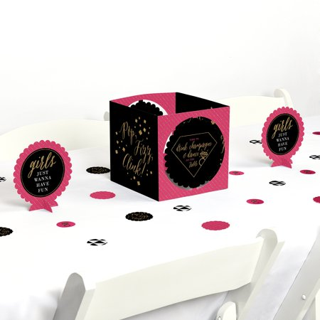 Girls Night Out - Bachelorette Party Centerpiece & Table Decoration Kit](Bachelorette Centerpieces)
