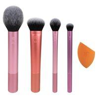 Real Techniques Everyday Essentials Makeup Brush Set