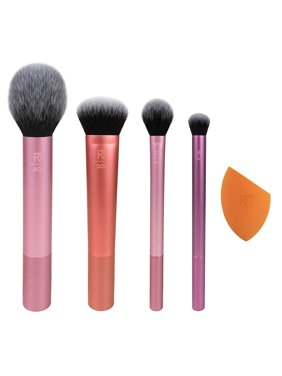 Real Techniques Everyday Essentials Makeup Brush Set