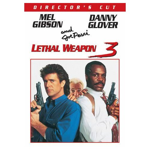 Lethal Weapon 3 (Director's Cut) (1992)