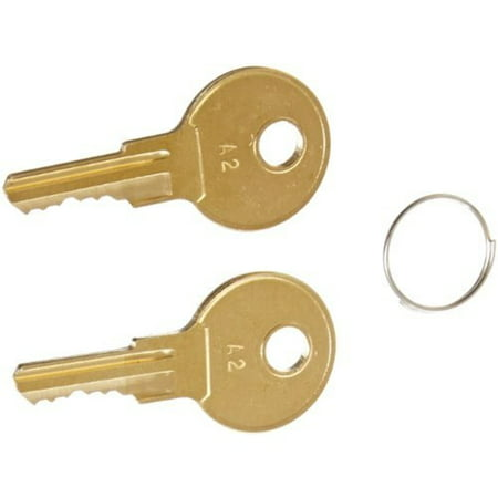APG A2 Keys Series Replacement Keys for A2 Lock Set 100 or 400 Drawers