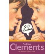 No Talking (Reprint) (Paperback)