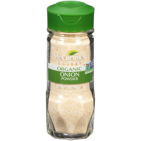 Mccormick  Gourmet  Organic Onion Powder 2 Oz  Shaker