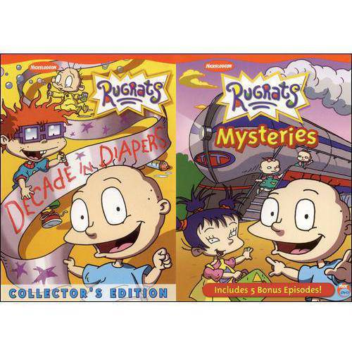 Rugrats 2 Pack: Decade In Diapers / Rugrats: Mysteries (Full Frame)
