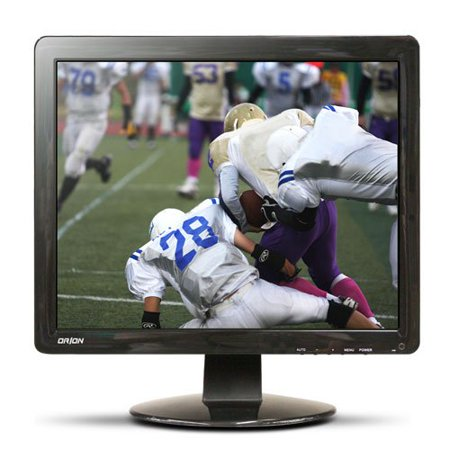 Orion Images Corp19RCE 19-Inch Commercial Grade LCD Monitor (Black) (Lcd Image)