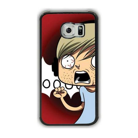 Pewdiepie Galaxy S7 Edge Case