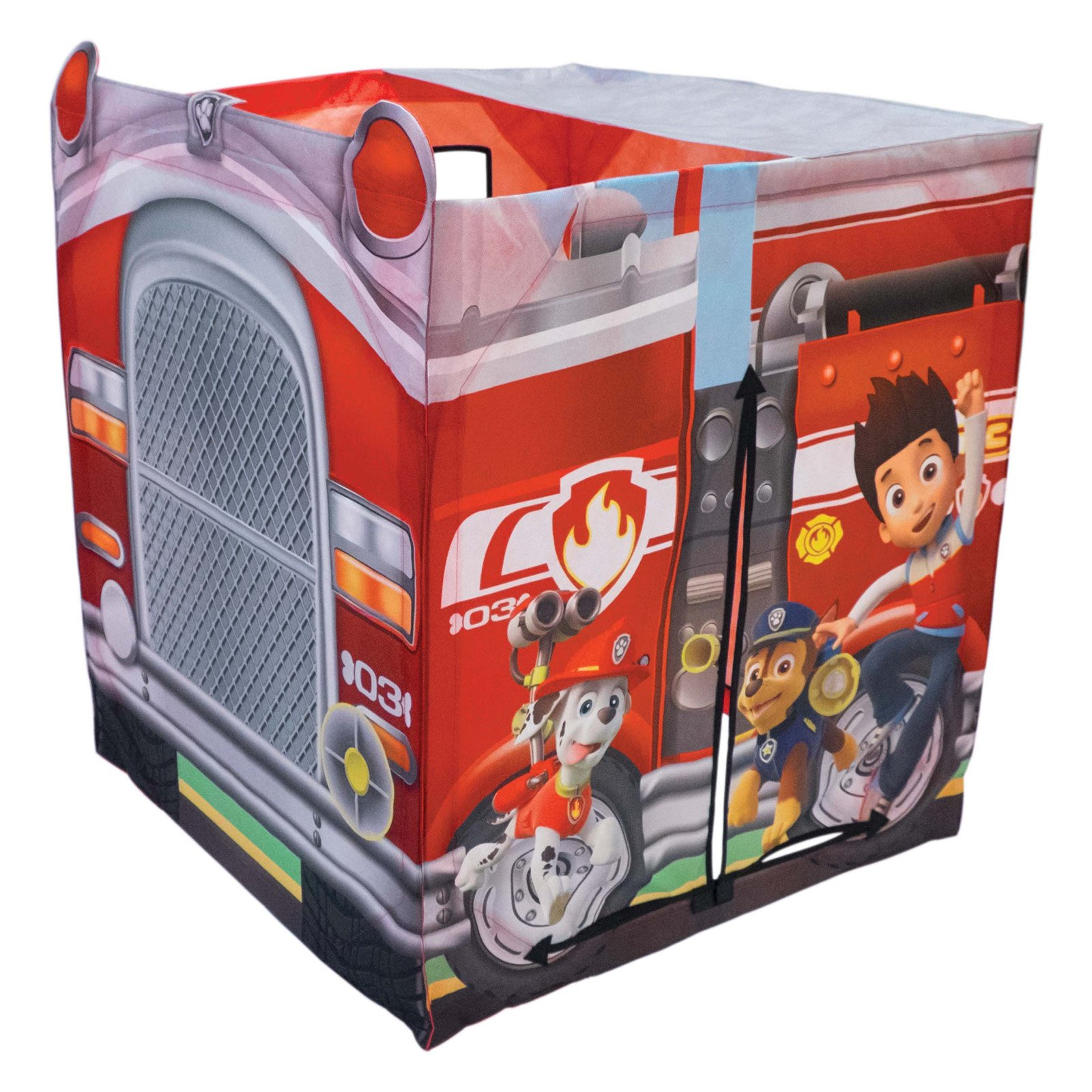 Playhut Paw Patrol EZ Vehicle Fire Truck Play Tent