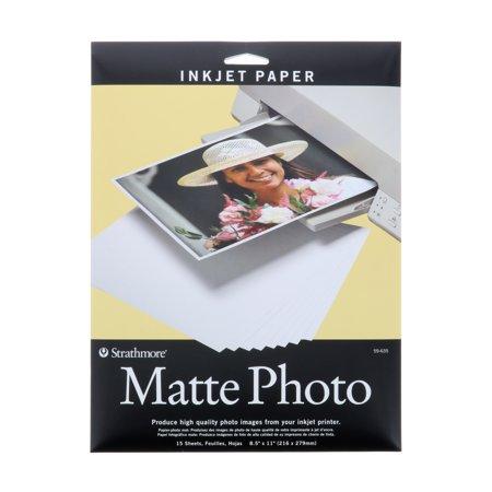 Strathmore Digital Photo Paper, 8.5