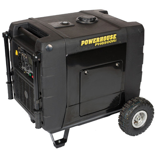 Powerhouse 6,500 Watt CARB Gasoline Inverter Generator