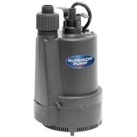Superior Pump 1/3 HP Utility Pump