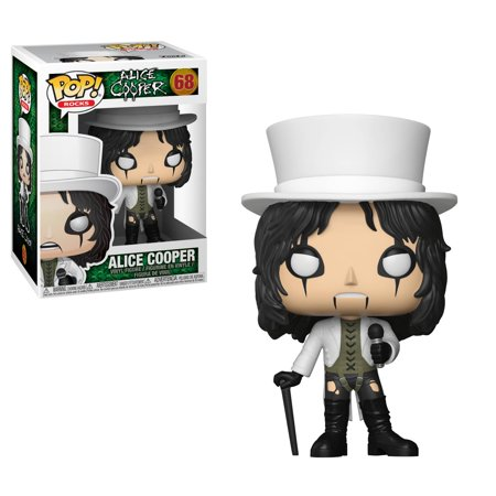 POP Rocks: S4- Alice Cooper