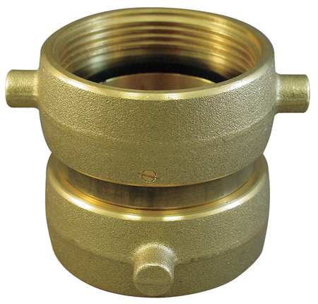 MOON AMERICAN 379-2522521 Rocker Lug Swivel, FNHxFNH, 2-1/2 In