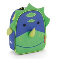Skip Hop Zoo Lunchie Insulated Lunch Bag, Dinosaur