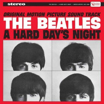 The Beatles - Hard Day's Night - O.S.T. - CD