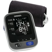Omron 10 Series Upper Arm Blood Pressure Monitor with Cuff, Standard & Large Arms (Model BP785N)