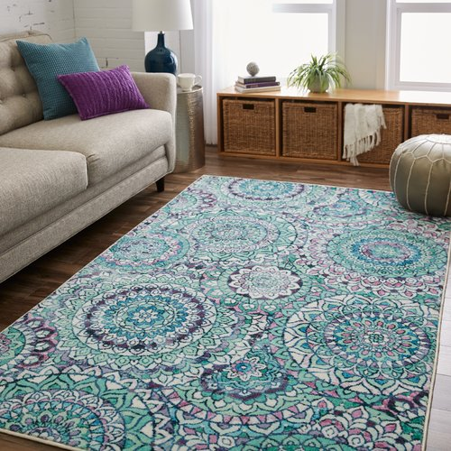 seafoam green area rug. This Button Opens A Dialog That Displays Additional Images For Product With The Option To Zoom In Or Out. Seafoam Green Area Rug