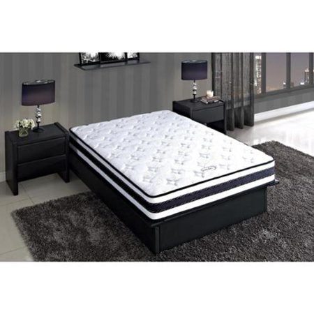 dhp king signature full memory inch size ventilated sleep adjustable with foam queen mattress classic base