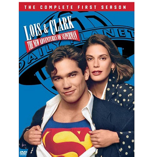 Lois And Clark: The New Adventures Of Superman - The Complete First Season (DVD + Digital Comic) (Walmart Exclusive)