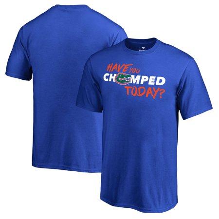 Florida Gators Fanatics Branded Youth Have You Chomped Today T-Shirt - Royal](Gator Chomp)
