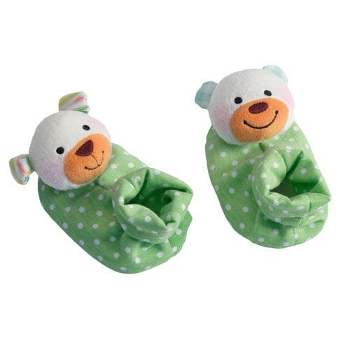 Infantino Foot Rattles - Bear