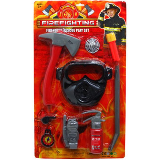 DDI 2272601 Firefighter Playset Case of 24 by DDI