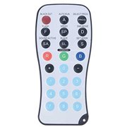 ADJ LED RC Handheld IR Remote For Various Wash Lights with Programmable Effects