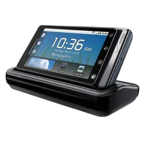 OEM Motorola Multimedia Docking Station for Motorola Droid A855 / Droid 2 A955 (Black) - MOTDRDDOCK-1